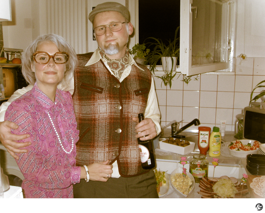 Wenn wir einmal alt sind...