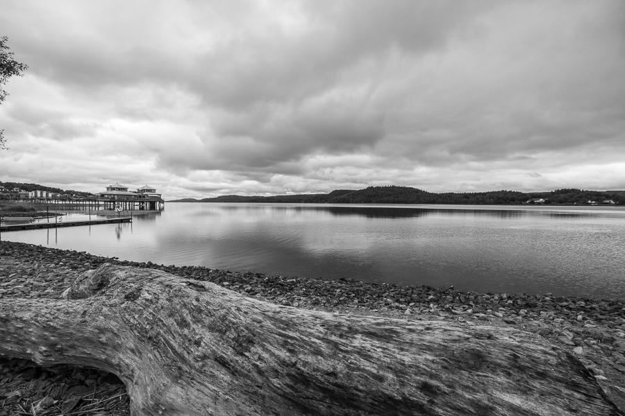 Der See Åsunden